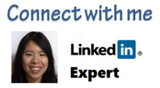 Connect with Me on LinkedIn + Photo